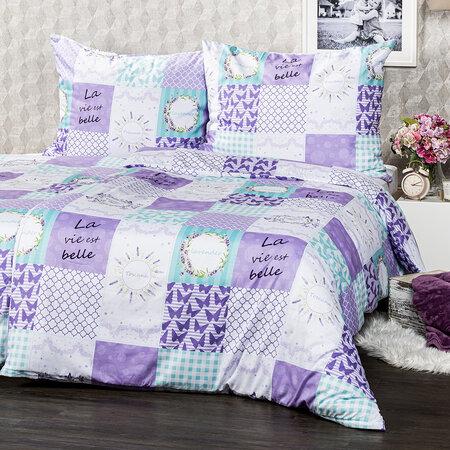 4Home Povlečení Lavender micro, 140 x 200 cm, 70 x 90 cm