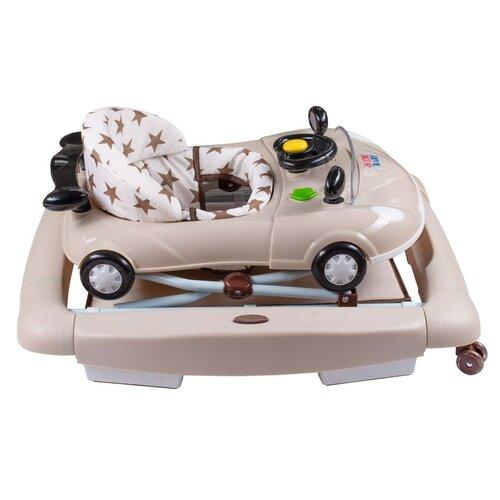 New Baby Chodítko s hojdačkou Little Racing Car