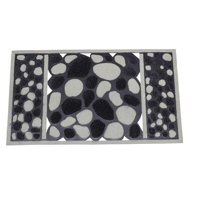 Rohožka Stones, 45 x 75 cm