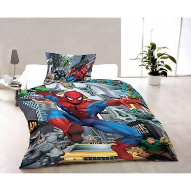 Dětské bavlněné povlečení Spiderman 2, 140 x 200 cm, 70 x 90 cm