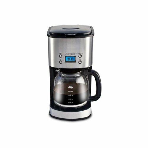 BEPER 90520 digitálny kávovar 1,8 l, nerez