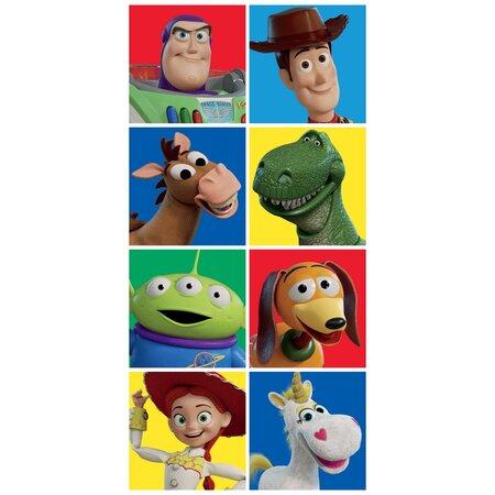 Jerry Fabrics Osuška Toy Story 4, 70 x 140 cm