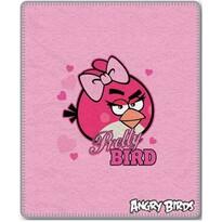 Gyerek pléd Angry Birds 046, 120 x 150 cm