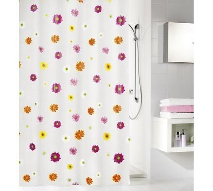 Koupelnový závěs Flower Meusch, 180 x 200 cm