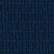 Husă multielastică Cagliari, pentru canapea, albastru, 180 - 220 cm