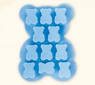 4Home Silikonová forma na čokoládové medvídky