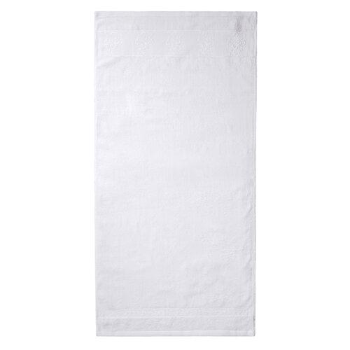 Ręcznik kąpielowy bambus Ankara biały, 70 x 140 cm