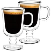 4Home Thermo pohár Irish coffeeHot&Cool 260 ml, 2 db
