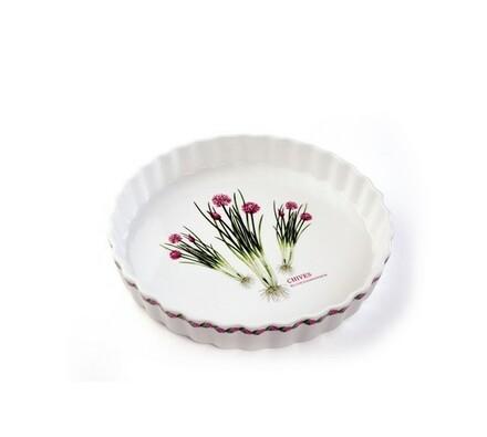 Maxwell & Williams forma na koláč Pažitka 28 cm Fragrant Garden