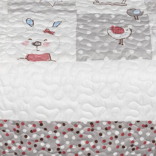 4Home Dětský přehoz na postel Little Friends, 140 x 200 cm