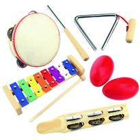 Bino Komplet instrumentów muzycznych, 5 szt.