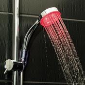 Barevná sprcha