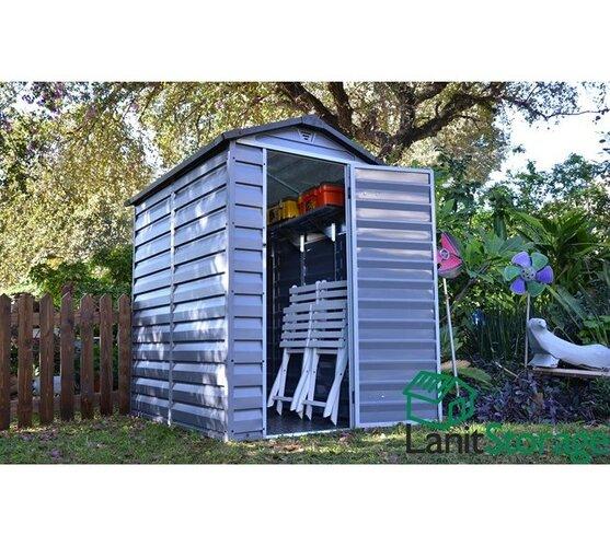 Záhradný domček SkyLight 4 x 6 (2,41 m2)