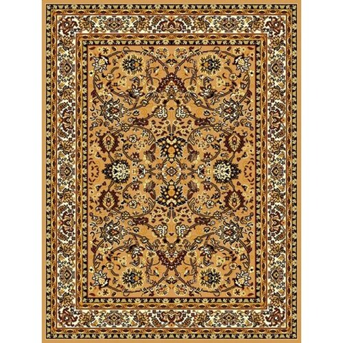 Vopi Kusový koberec Teheran 117 Beige, 80 x 150 cm, hnědá, 80 x 150 cm