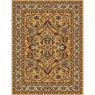 Kusový koberec Teheran 117 Beige, 80 x 150 cm
