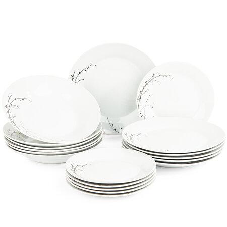 Altom Diana 18 darabos tányérkészlet