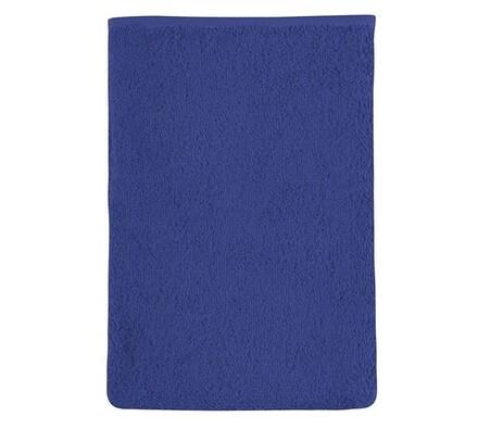 Froté žínka, tmavě modrá, 17 x 25 cm