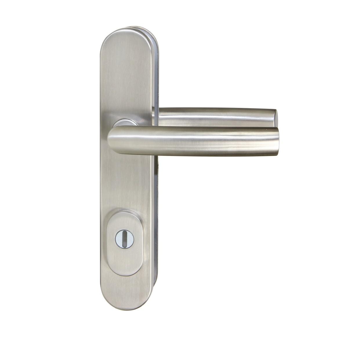 Dveřní bezpečnostní kování s klikou, R.711.ZB.72.N.TB4