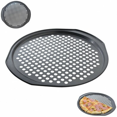 Öntőforma pizzához, tapadásmentes felülettel