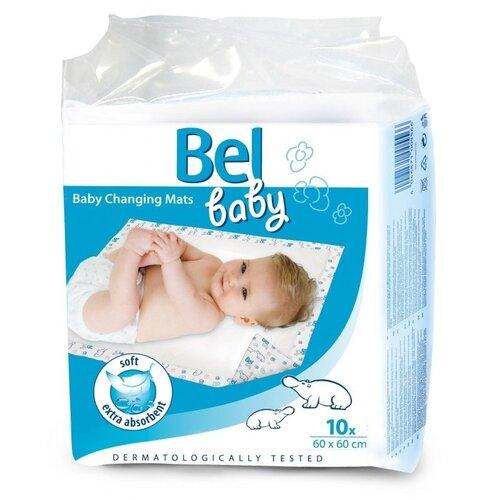 Bel Baby Prebaľovacie podložky 60 x 60 cm