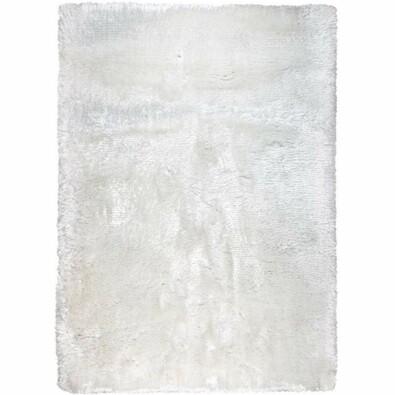 Ligne Pure Kusový koberec Reflect Adore bílá, 60 x 120 cm