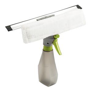 4Home Stěrka na okno s dávkovačem, 31 x 26 cm, 250 ml