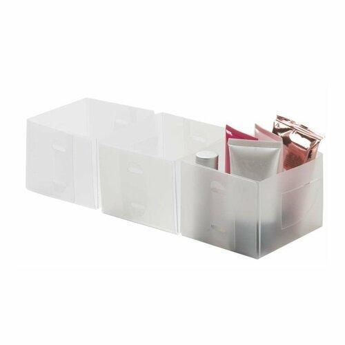 Compactor 3dílná sada organizérů Optimo, 30 x 15,5 x 8 cm