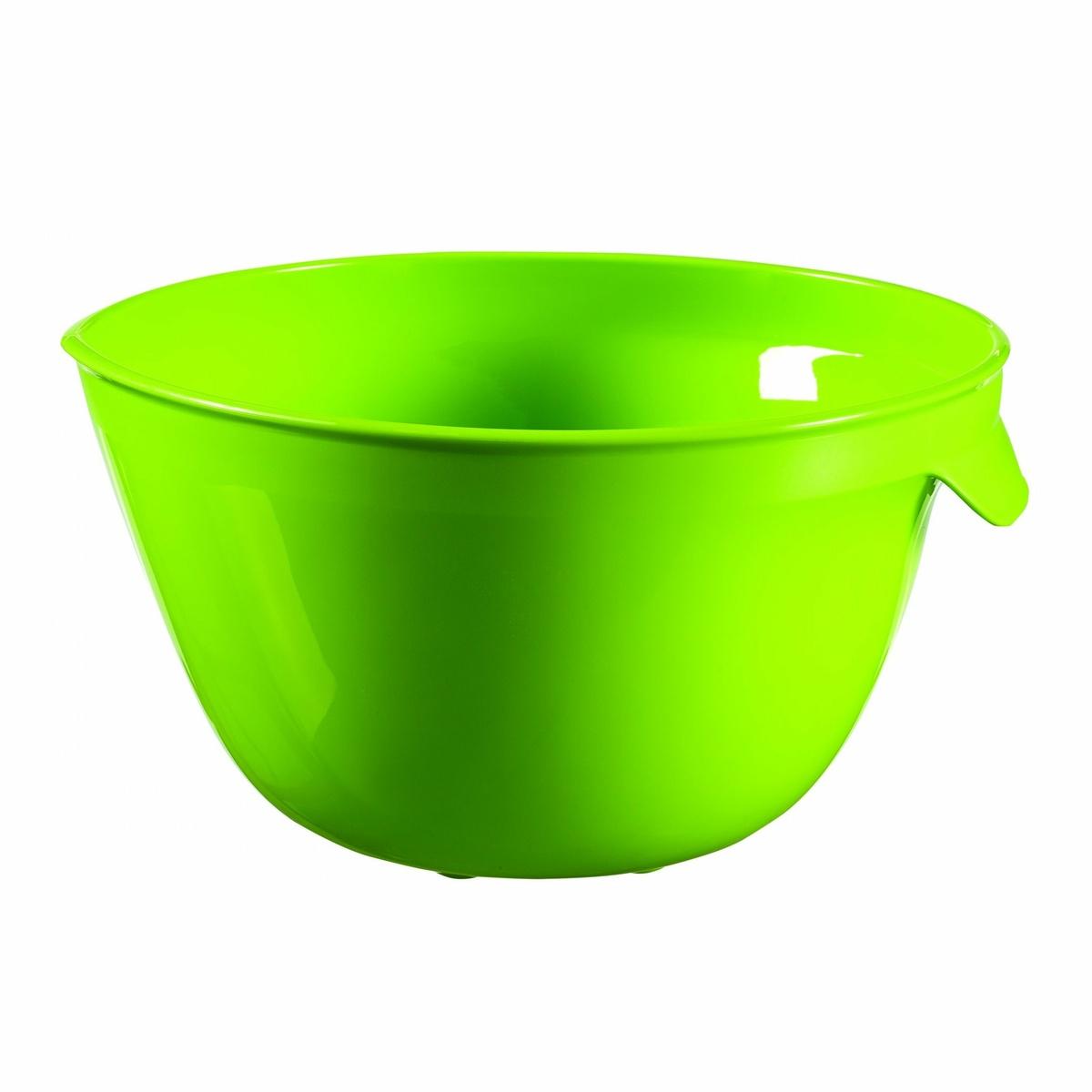 Curver Šľahacia misa ESSENTIALS 2,5 l, zelená