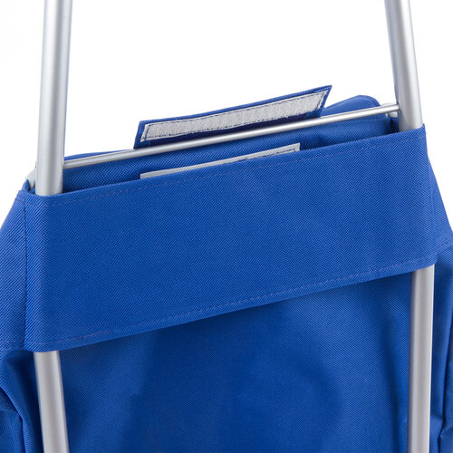 Torba na kółkach Cargo, niebieski