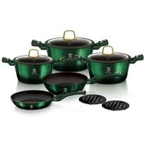 Berlinger Haus 10-częściowy komplet kuchenny Emerald Collection
