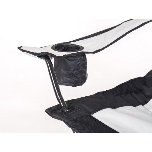 Happy Green Korfu horgász szék szürke