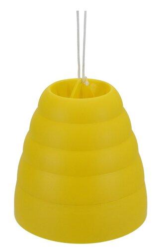 Past na vosy, žlutá