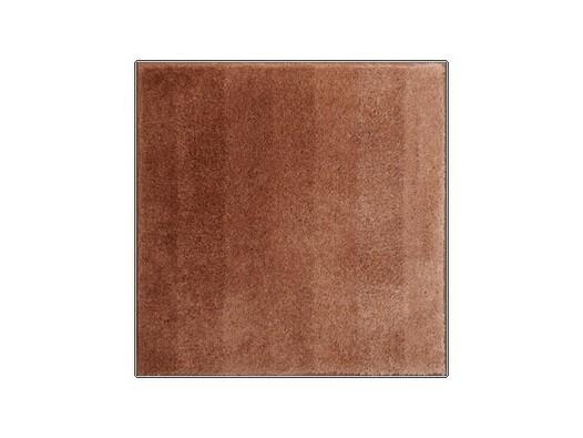 Koupelnová předložka RIALTO hnědá, 60 x 60 cm