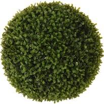 Mű Buxus, zöld, átmérő: 30 cm
