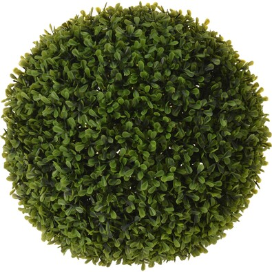 Umelý buxus zelená, pr. 30 cm