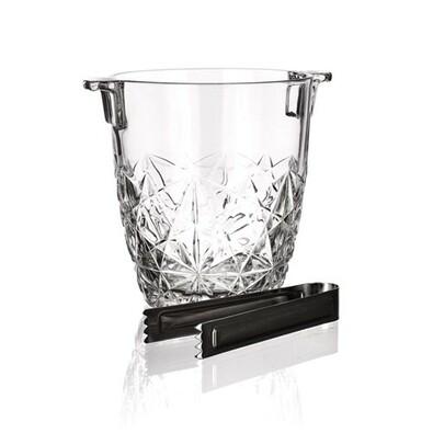 Bormioli Jégtartó csipesszel 900 ml