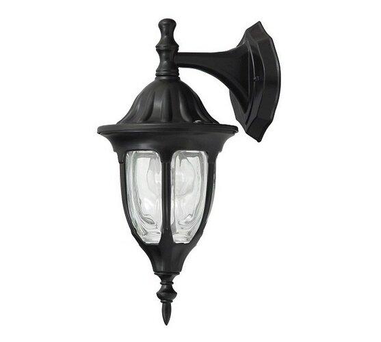 Venkovní nástěnné svítidlo Rabalux Milano černá 8341