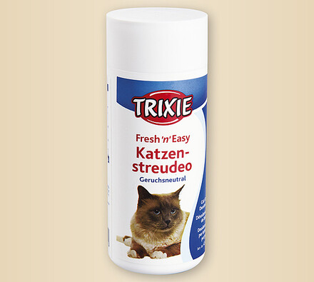 Deodorant pro kočičí toaletu