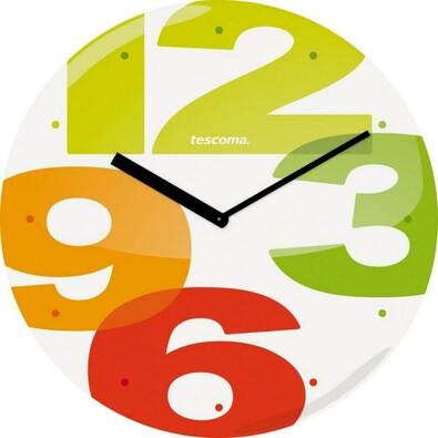 Tescoma KITCHEN TIMES nástěnné hodiny design 1