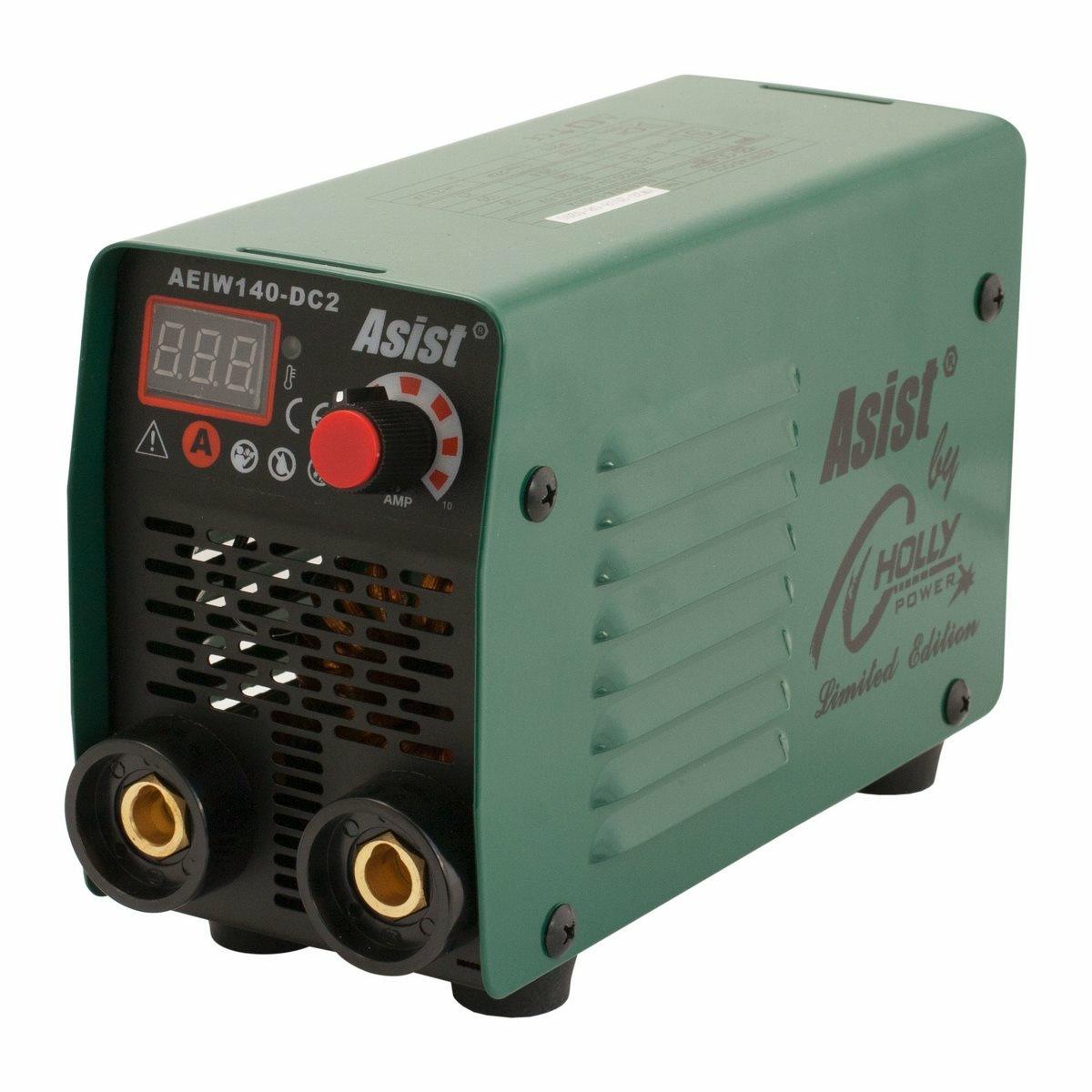 Asist AEIW140-DC2 Svářecí invertor, 140 A