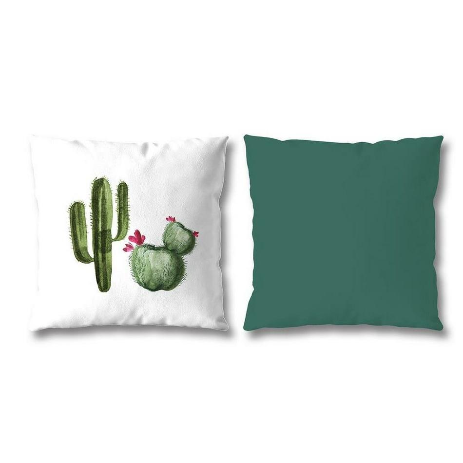 Povlak na polštářek Giardino Cactus, 40 x 40 cm, sada 2 ks