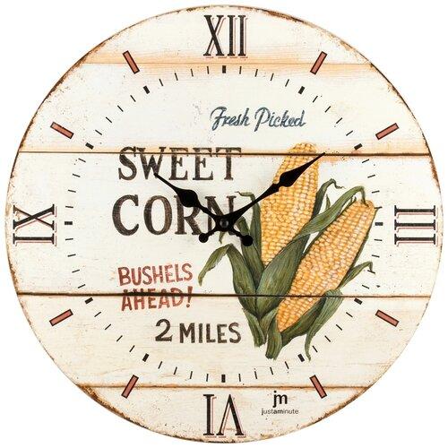 Lowell 21493 Designové nástěnné hodiny pr. 34 cm