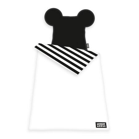 Herding Bavlněné povlečení Mickey, 140 x 200 cm, 70 x 90 cm