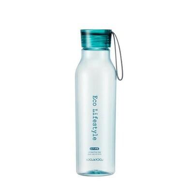 LOCKnLOCK Láhev na vodu Bisfree Eco 550 ml, zelená
