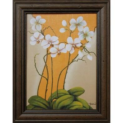 Obraz reprodukce Orchidej, 13 x 18 cm