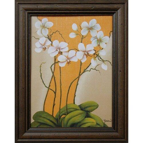 Hama Reprodukcia Orchidea, 13x18 cm
