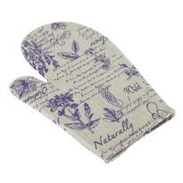 Mănuşă Rita Ierburi, violet, 28 x 18 cm