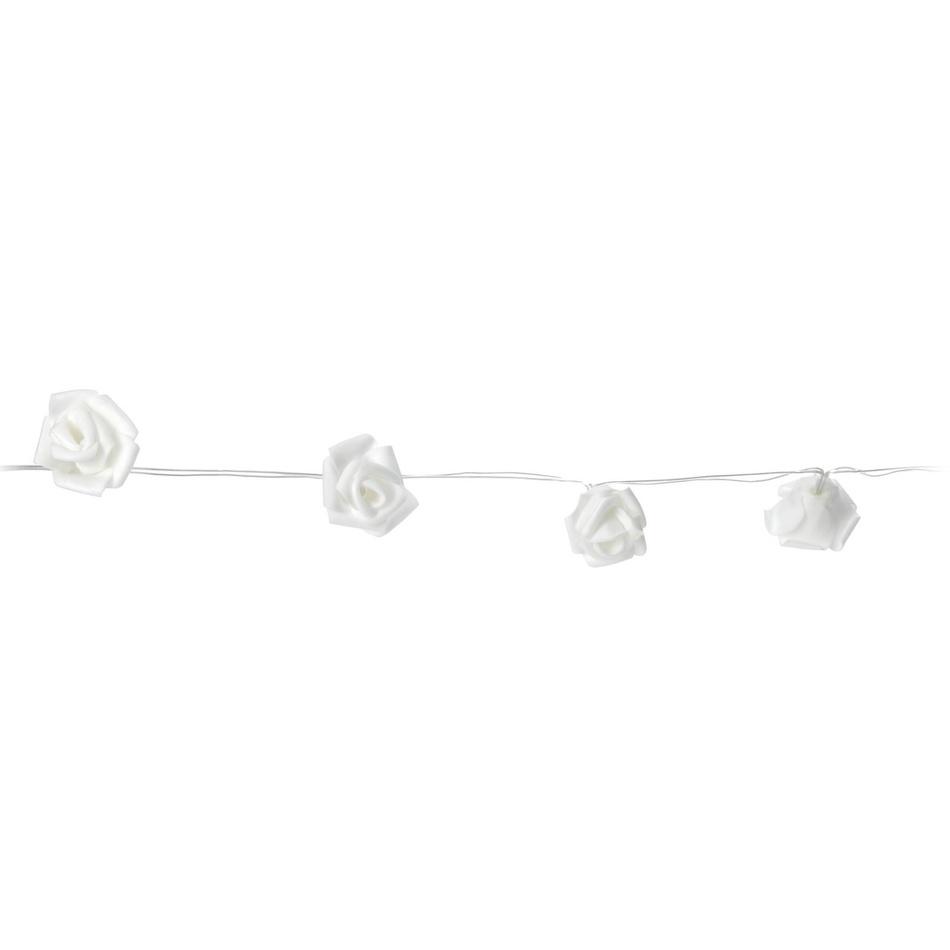 Dekorační světelný řetěz Rose, 20 LED