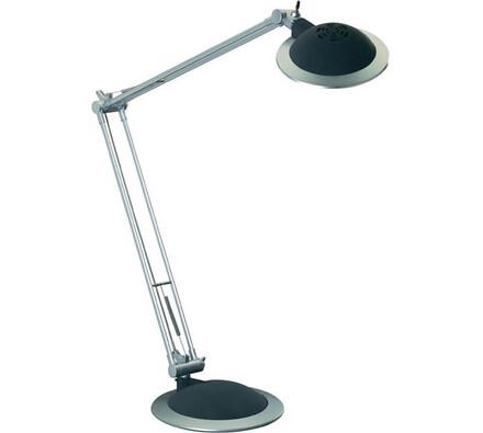Halogenová stolní lampička
