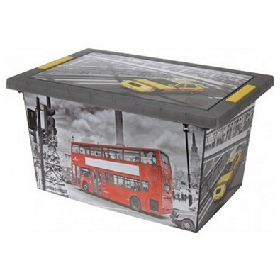 Kaiserhoff DOUBLE-DECKER úložný box 45 l